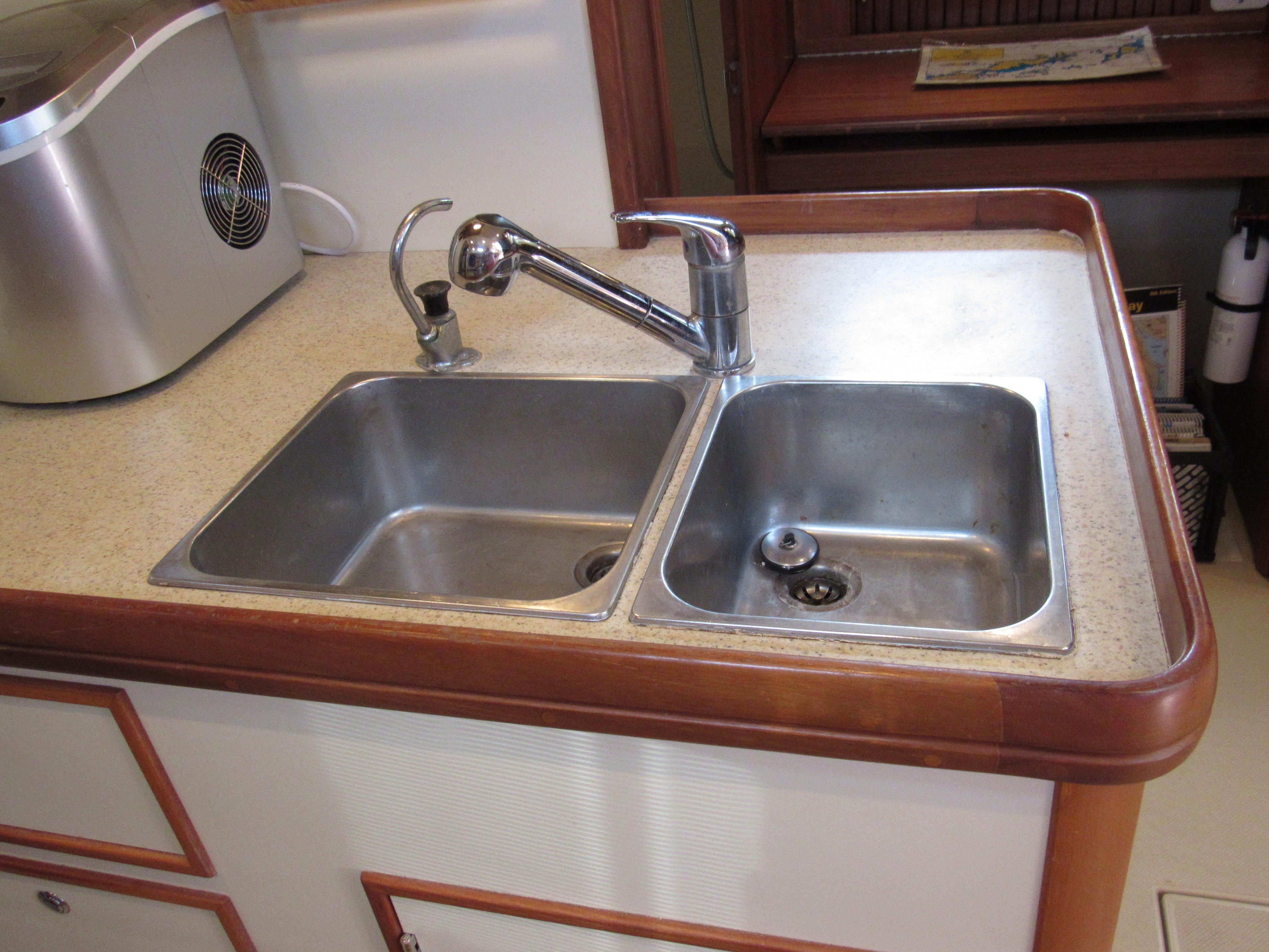 SS Double Sink