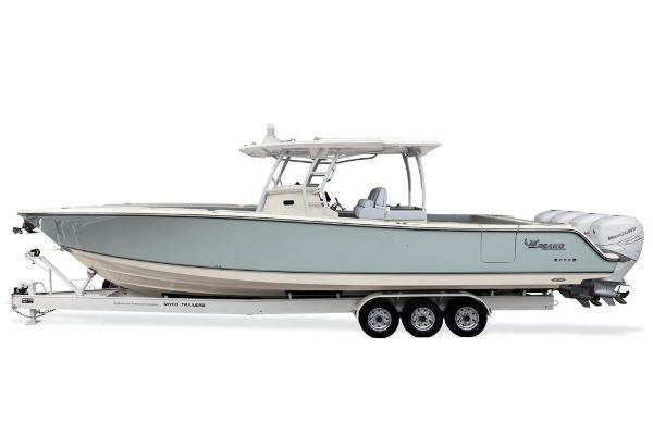 2022 Mako boat for sale, model of the boat is 414 CC & Image # 2 of 129