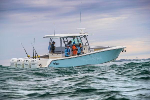 2022 Mako boat for sale, model of the boat is 414 CC & Image # 5 of 129