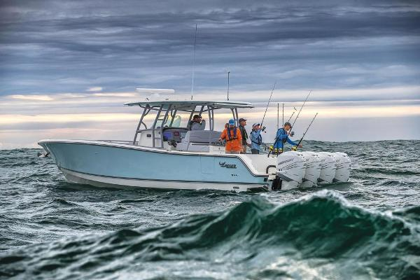 2022 Mako boat for sale, model of the boat is 414 CC & Image # 6 of 129