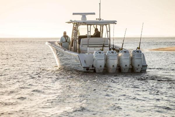 2022 Mako boat for sale, model of the boat is 414 CC & Image # 21 of 129