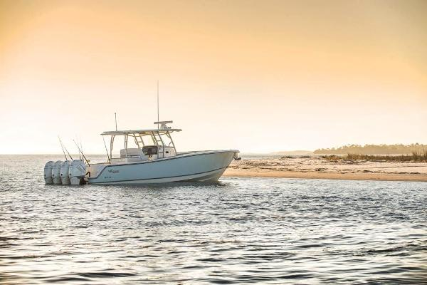 2022 Mako boat for sale, model of the boat is 414 CC & Image # 23 of 129