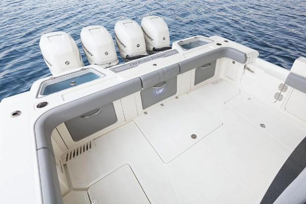2022 Mako boat for sale, model of the boat is 414 CC & Image # 29 of 129