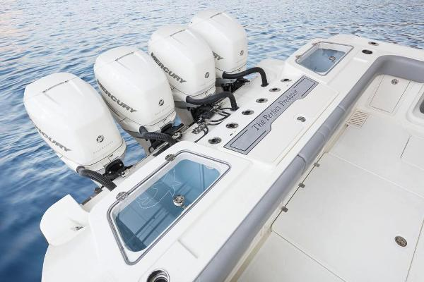 2022 Mako boat for sale, model of the boat is 414 CC & Image # 34 of 129