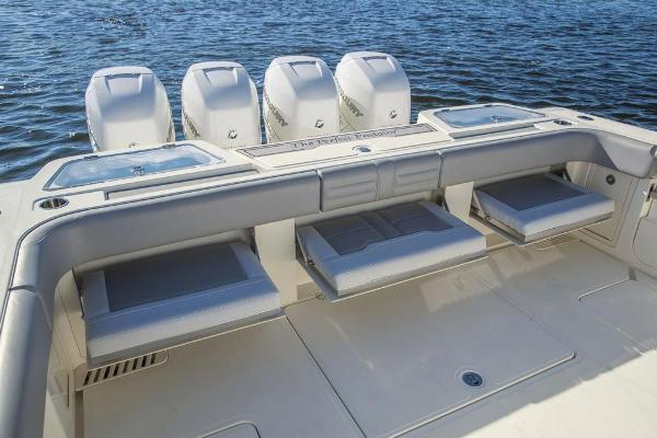 2022 Mako boat for sale, model of the boat is 414 CC & Image # 56 of 129