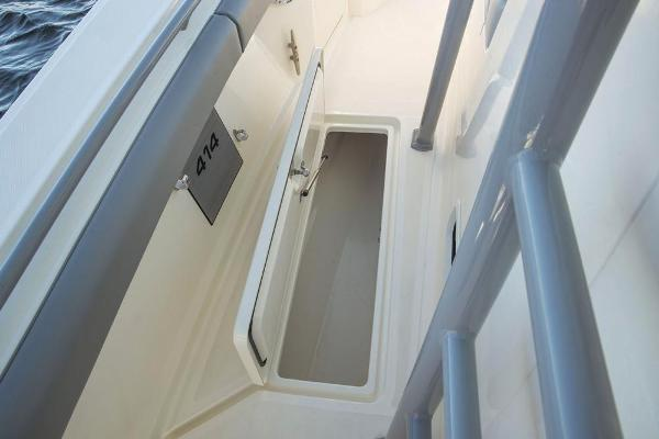 2022 Mako boat for sale, model of the boat is 414 CC & Image # 68 of 129