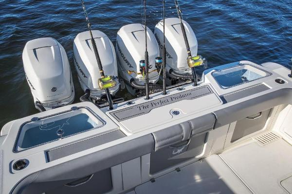 2022 Mako boat for sale, model of the boat is 414 CC & Image # 75 of 129