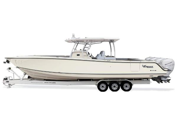 2022 Mako boat for sale, model of the boat is 414 CC & Image # 118 of 129