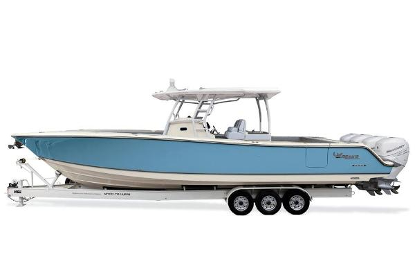 2022 Mako boat for sale, model of the boat is 414 CC & Image # 119 of 129