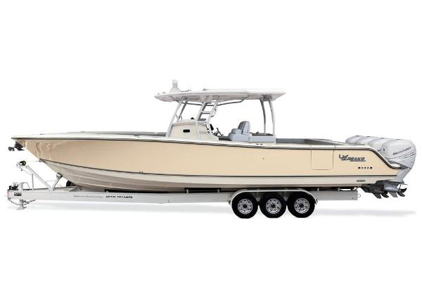 2022 Mako boat for sale, model of the boat is 414 CC & Image # 122 of 129