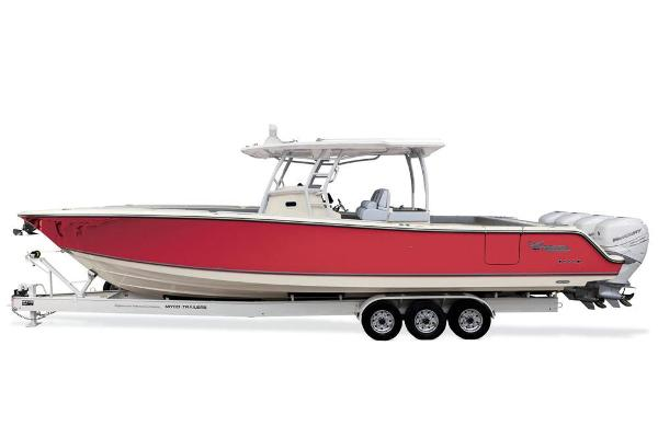 2022 Mako boat for sale, model of the boat is 414 CC & Image # 123 of 129