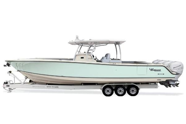 2022 Mako boat for sale, model of the boat is 414 CC & Image # 124 of 129