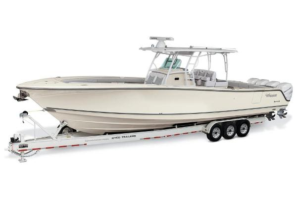 2022 Mako boat for sale, model of the boat is 414 CC & Image # 125 of 129