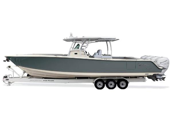 2022 Mako boat for sale, model of the boat is 414 CC & Image # 126 of 129