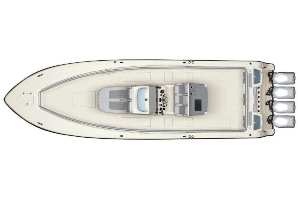 2022 Mako boat for sale, model of the boat is 414 CC & Image # 127 of 129