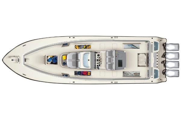 2022 Mako boat for sale, model of the boat is 414 CC & Image # 128 of 129