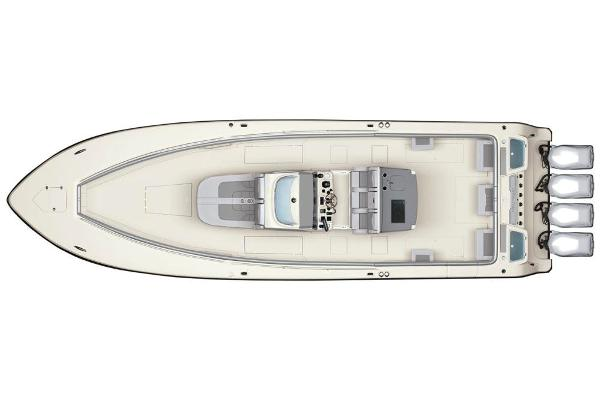 2022 Mako boat for sale, model of the boat is 414 CC & Image # 129 of 129
