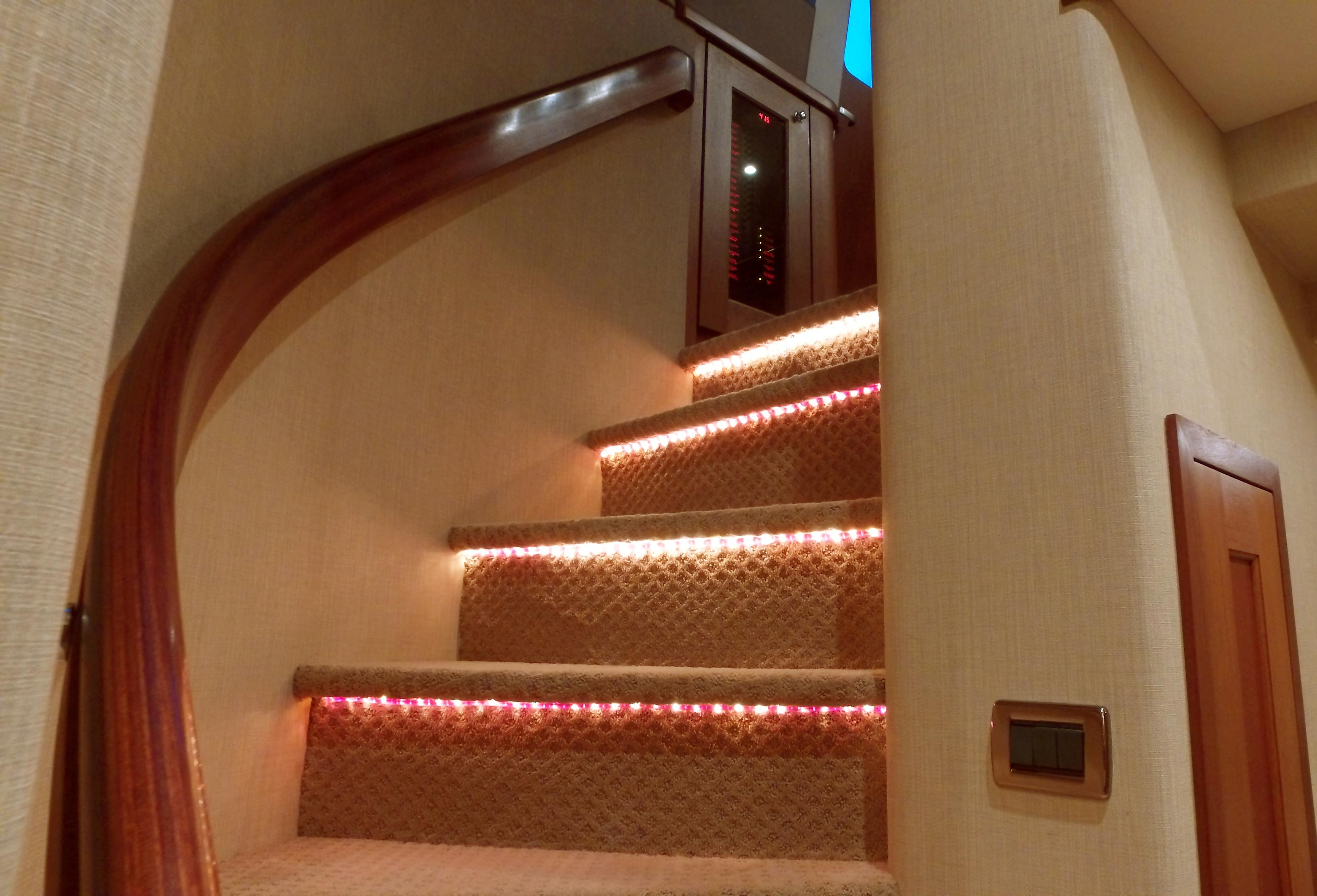 Stairs to Staterooms