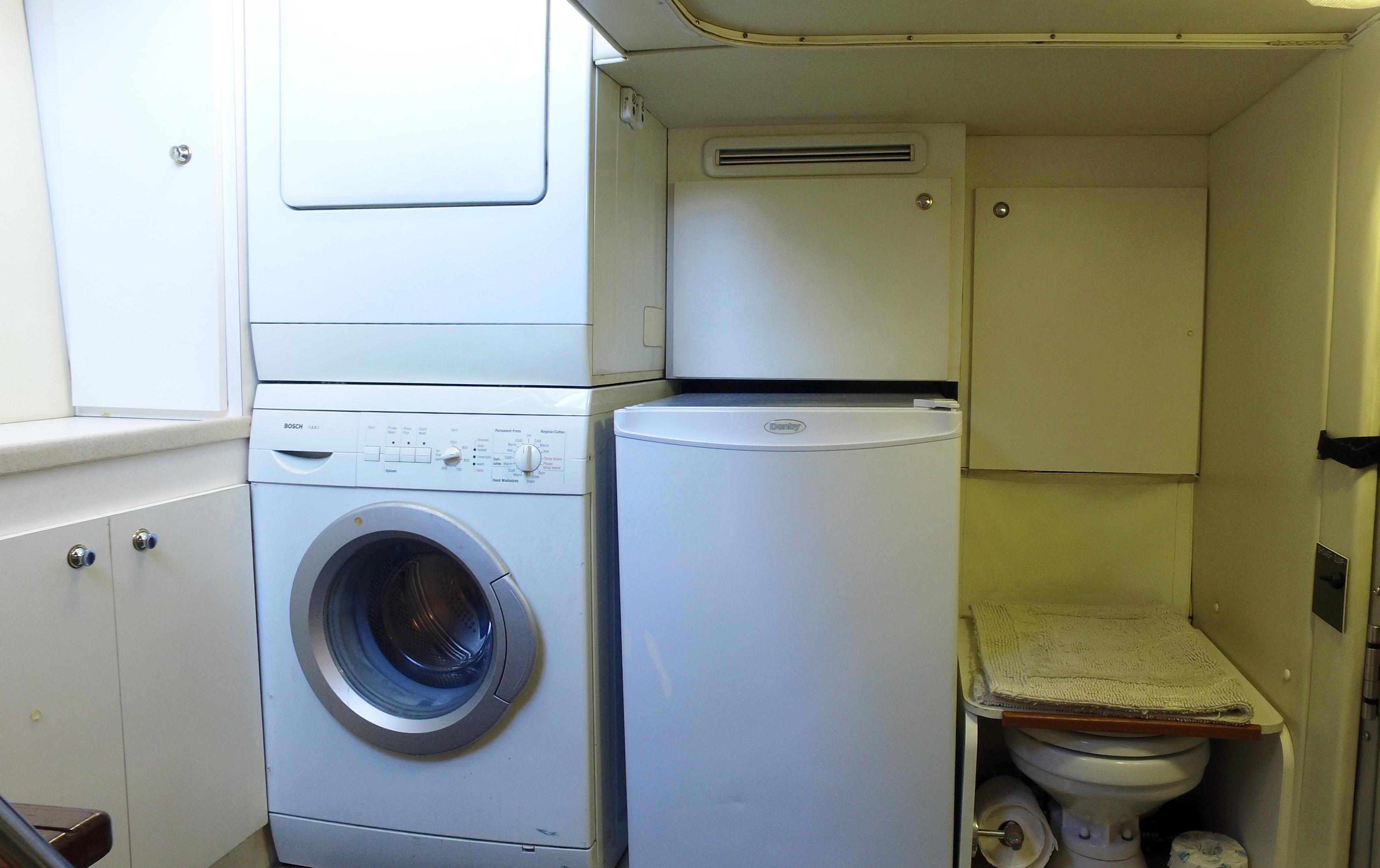 Laundry and Head