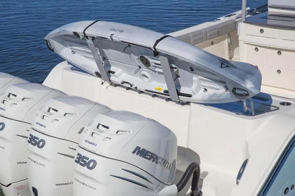 2019 Mako boat for sale, model of the boat is 414 CC Family Edition & Image # 43 of 108
