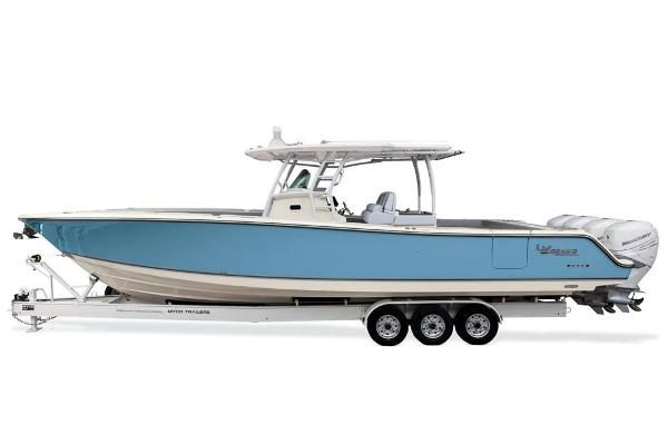 2019 Mako boat for sale, model of the boat is 414 CC Family Edition & Image # 97 of 108