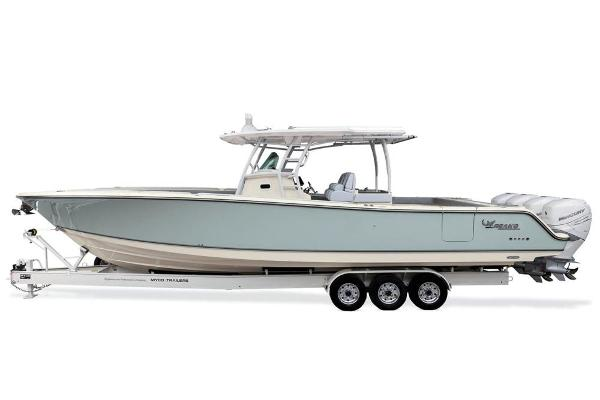 2019 Mako boat for sale, model of the boat is 414 CC Family Edition & Image # 98 of 108