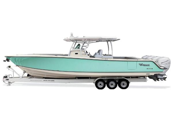 2019 Mako boat for sale, model of the boat is 414 CC Family Edition & Image # 100 of 108