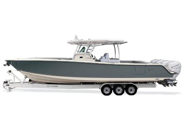 2019 Mako boat for sale, model of the boat is 414 CC Family Edition & Image # 101 of 108