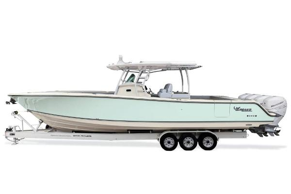 2019 Mako boat for sale, model of the boat is 414 CC Family Edition & Image # 102 of 108