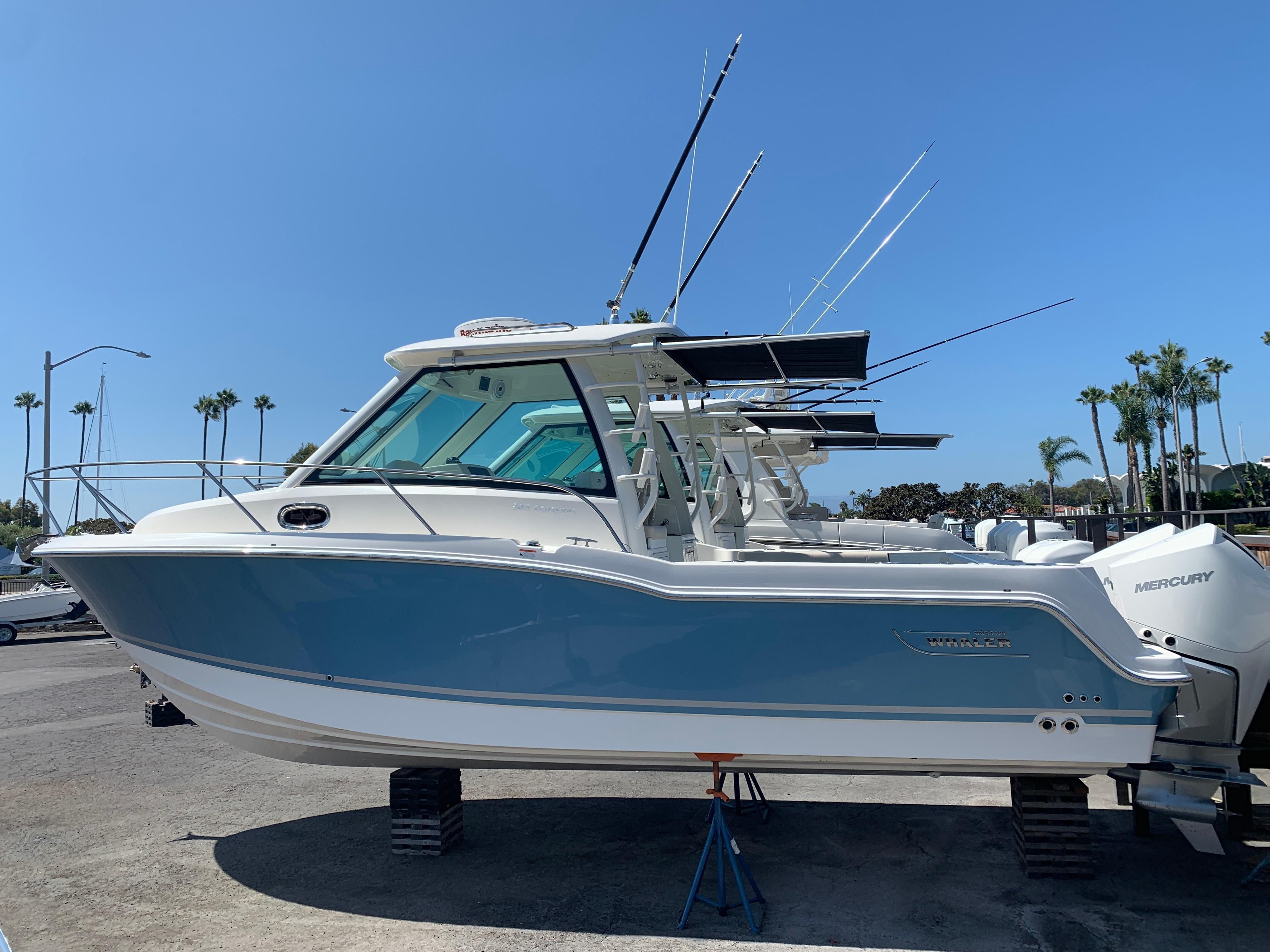 2020 Boston Whaler 285 Conquest #BW2725E inventory image at Sun Country Coastal in Newport Beach