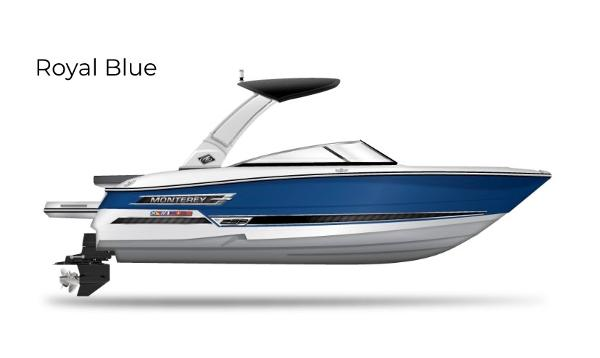 2021 Monterey boat for sale, model of the boat is 238 Super Sport & Image # 10 of 11
