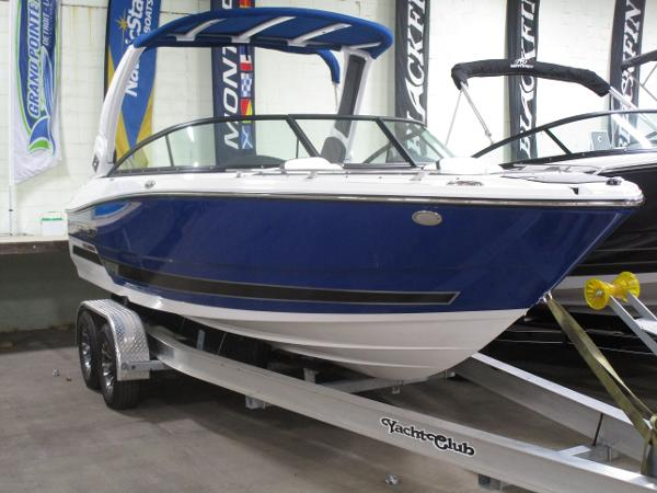 2021 Monterey boat for sale, model of the boat is 238 Super Sport & Image # 2 of 11