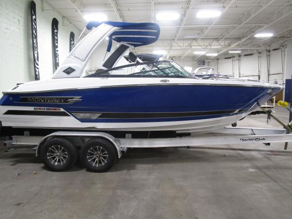 2021 Monterey boat for sale, model of the boat is 238 Super Sport & Image # 1 of 11