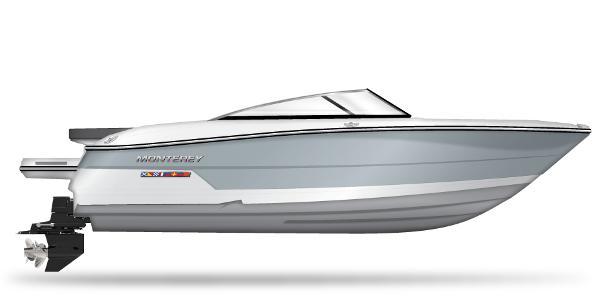2021 Monterey 218 Super Sport