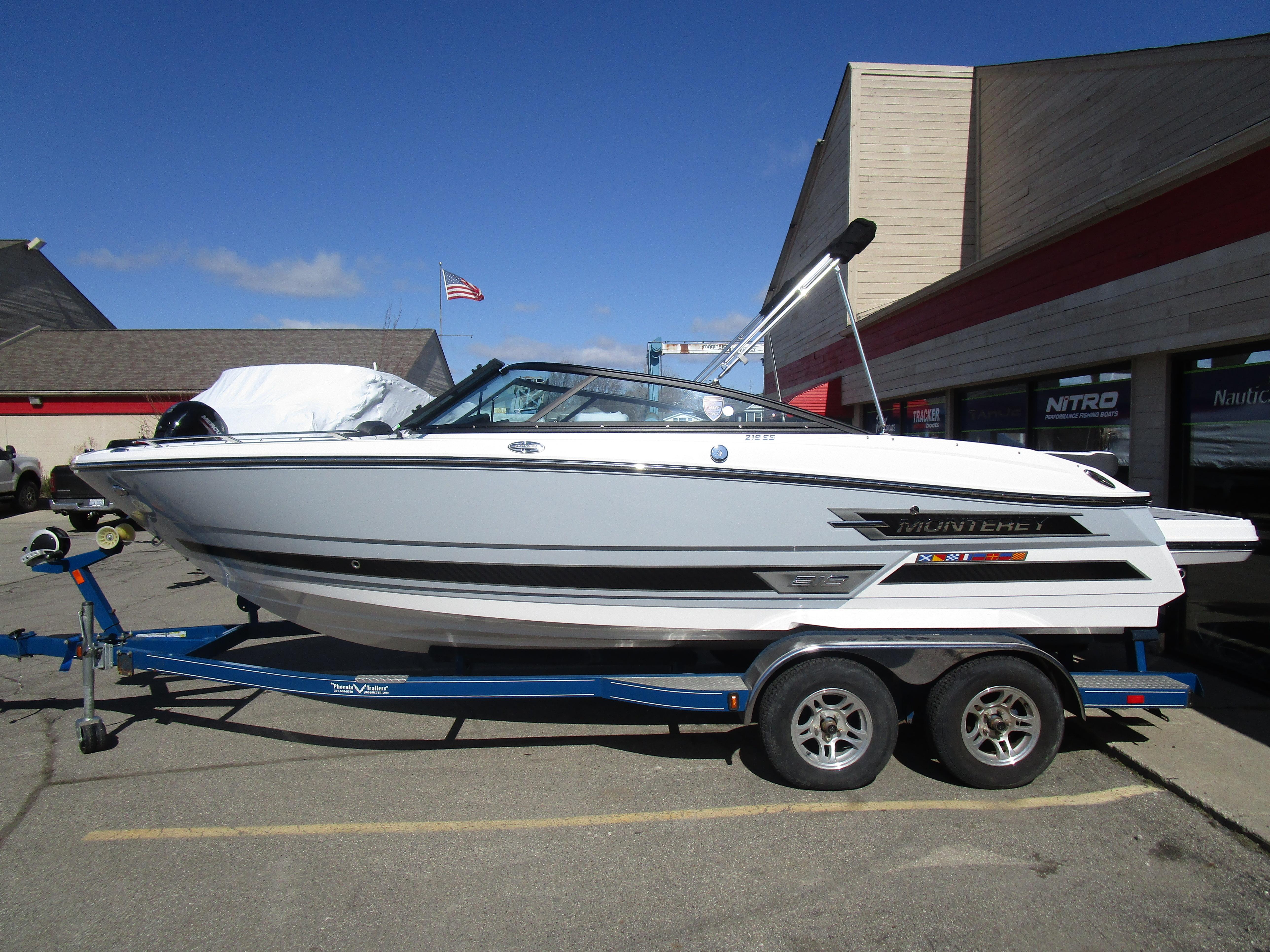 Monterey218 Super Sport