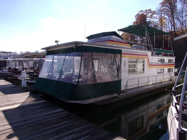 1982 SUMERSET HOUSEBOATS Houseboat thumbnail