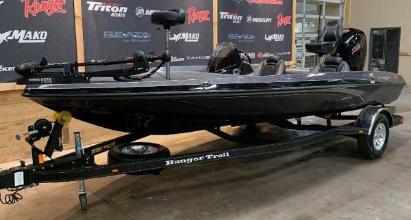 2021 Ranger Boats boat for sale, model of the boat is Z185 & Image # 10 of 11