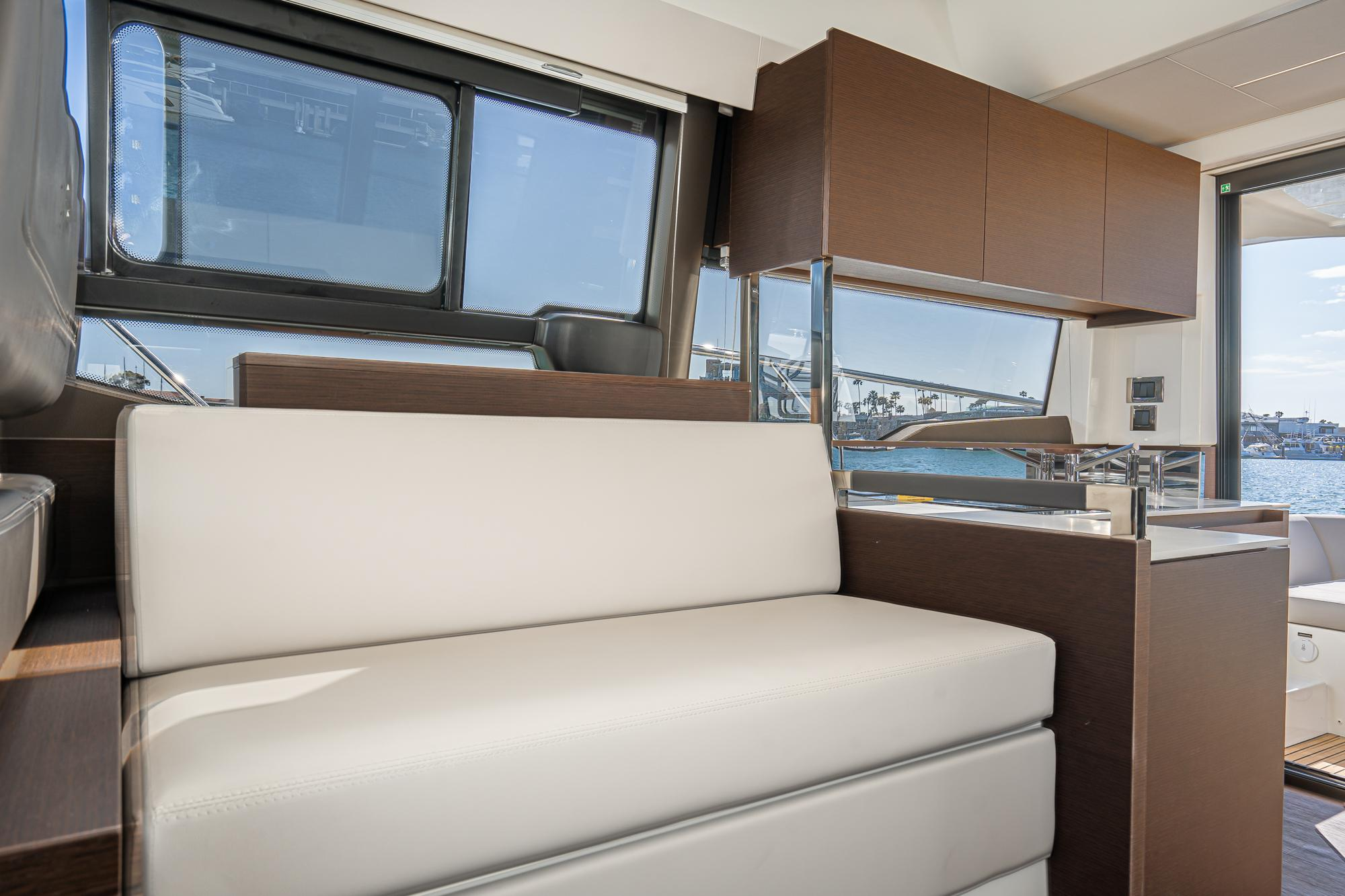 2021 Prestige 460 Fly #PR159A inventory image at Sun Country Coastal in San Diego