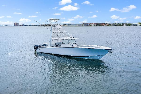 2018 Yellowfin 42 Offshore