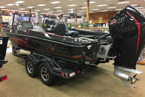 2020 Nitro boat for sale, model of the boat is ZV20 Pro & Image # 2 of 20