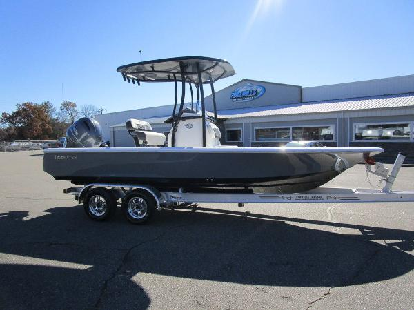 2021 Tidewater boat for sale, model of the boat is 2110 Bay Max & Image # 1 of 32
