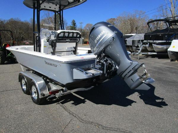 2021 Tidewater boat for sale, model of the boat is 2110 Bay Max & Image # 2 of 32