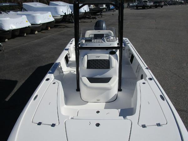 2021 Tidewater boat for sale, model of the boat is 2110 Bay Max & Image # 29 of 32