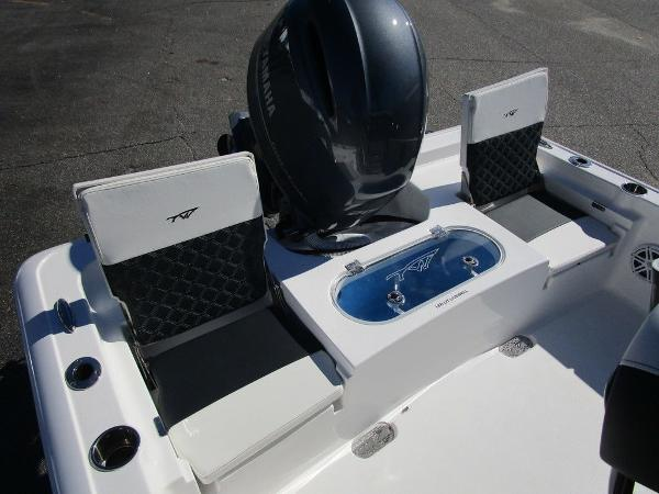 2021 Tidewater boat for sale, model of the boat is 2110 Bay Max & Image # 31 of 32