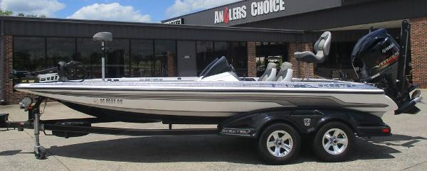 2016 SKEETER FX LIMITED EDITION LE FX21 for sale
