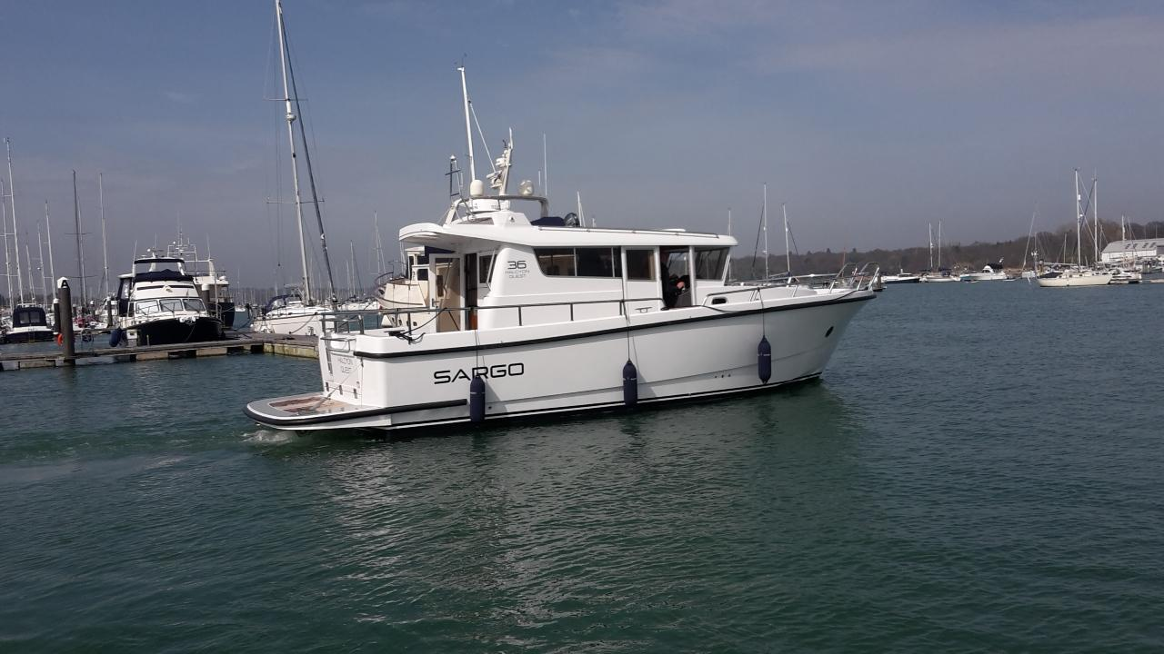 2013 Sargo 36 for sale