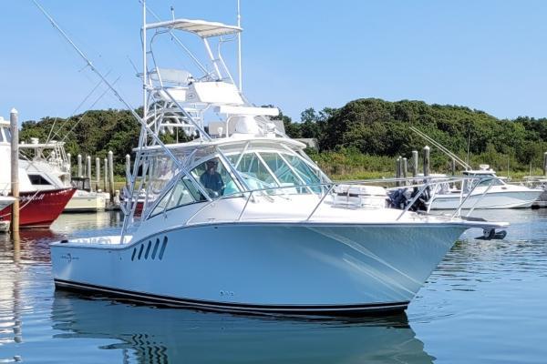 29' Albemarle 290 Express Fisherman