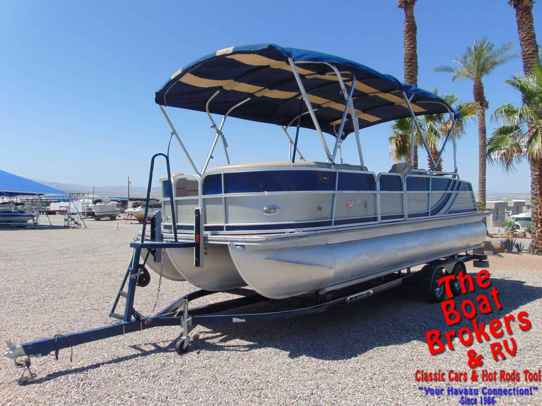 2014 Forest River Southbay 522 SL thumbnail