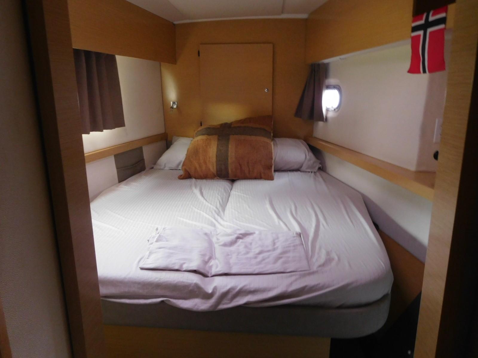 Fwd cabin
