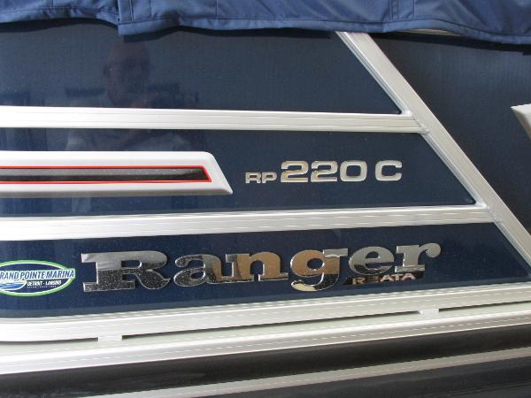 2021 Ranger Boats boat for sale, model of the boat is 220 Cruise & Image # 22 of 22